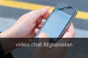 Video chat Afghanistan